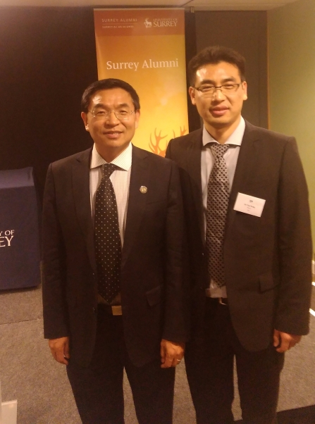 Wang and Max Lu